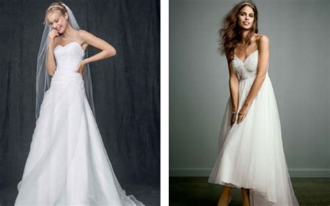 Wedding Dresses For  From David's Bridal