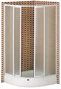 Duschkabine 175 Cm Hoch : runddusche duschkabine 85x85cm 175cm h he viertelkreis ~ Michelbontemps.com Haus und Dekorationen