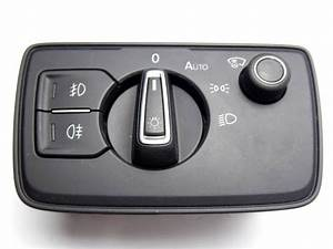 Switch For Driving Headlights Light Vw Passat B8