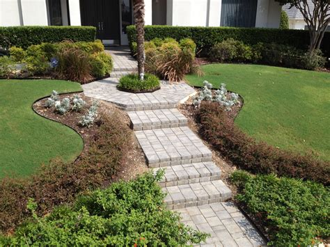 paver walkway pictures best pavers for walkway paver walkway installation plano tx legacy custom pavers