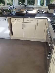 pieces de vie sensation beton specialiste du beton cire With plan de travail exterieur 0 meubles sensation beton specialiste du beton cire