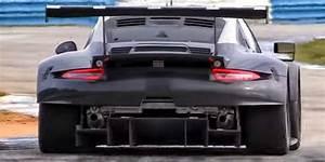 Porsche 911 Rsr 2017 : mid engine porsche 911 race car 2017 porsche 911 rsr rear end ~ Maxctalentgroup.com Avis de Voitures