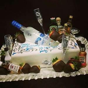 The Perfect Adult Birthday Cake   Yumms!   Pinterest ...