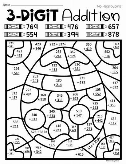 Number Worksheets Subtraction Math Halloween Addition Multiplication