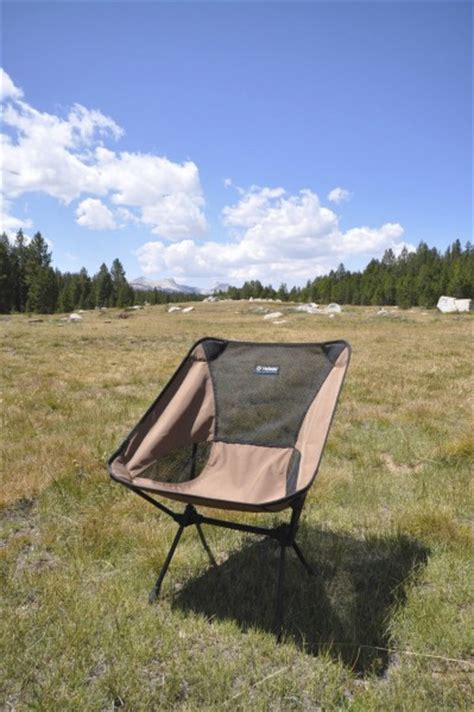 Big Agnes Helinox Ground Chair by Big Agnes Helinox Chair One Review Outdoorgearlab