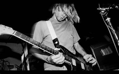 Kurt Cobain Guitar Playing Nirvana Rock Documentary