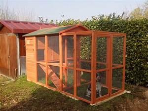 Chemin Des Poulaillers : blog exemple d 39 installation du poulailler gaulois avec ~ Melissatoandfro.com Idées de Décoration