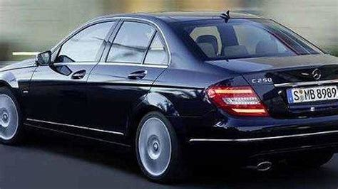 C Class 2012 by 2012 Mercedes C Class Facelift Revealed