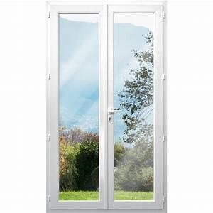 tarif porte fenetre double vitrage pvc dthomas With porte d entrée pvc en utilisant prix double vitrage porte fenetre
