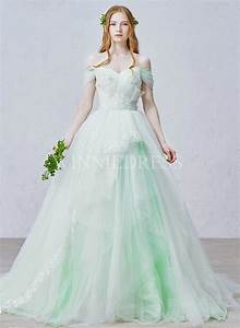 Princess Look Off The Shoulder Ball Gown Styling
