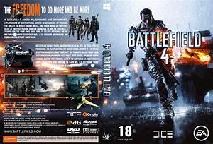 Battlefield 4 PC Box Art Cover by Farzan