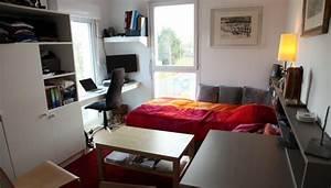 logement etudiant les constructions avancent l39etudiant With logement universitaire a toulouse
