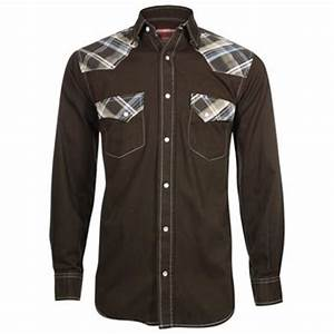 cody jamesr men39s solid and plaid long sleeve western With cody james western shirts