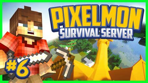 Minecraft Pixelmon Survival Server