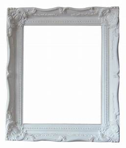 Shabby Chic Ornate Unfinished Picture Frame 12 x 10
