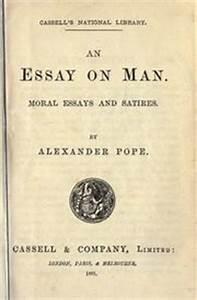 Alexander pope essay structure an essay alexander pope an essay on