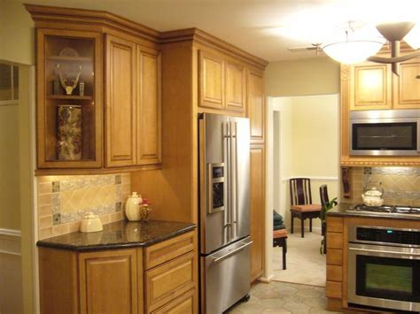 1000+ Ideas About Maple Kitchen Cabinets On Pinterest