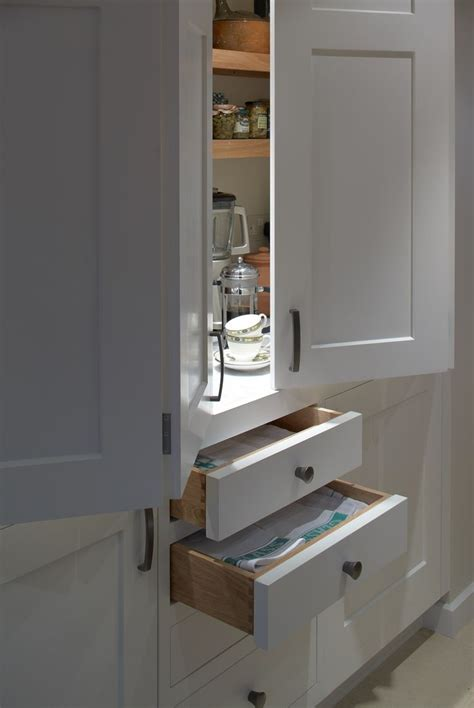 kitchen pantry door storage pantry and larder bi fold doors which reveal storage for 5483