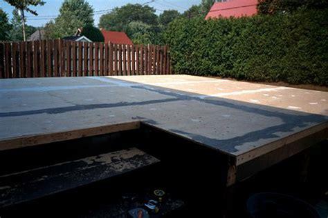 rev 234 tement membrane de pvc pour balcon escalier patio et contour de piscine