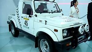 Maruti Suzuki Gypsy King Sports Racing Version at Auto ...