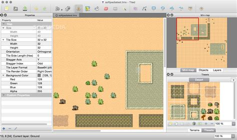 Tiled Map Editor Terrain by Tiled Mac