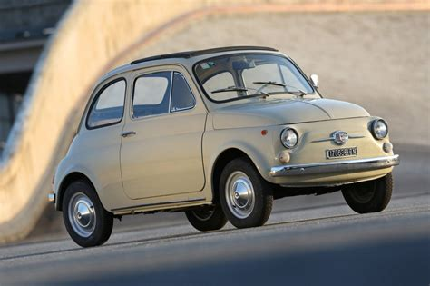 the original fiat 500 is now a work of literally