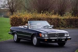 Mercedes 560 Sl : 1986 mercedes benz 560 sl gallery gallery ~ Melissatoandfro.com Idées de Décoration