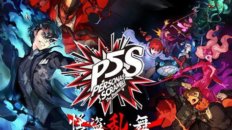 Jogos traduzidos e dublados em ptbr com crack. Persona 5 Scramble: The Phantom Strikers já tem data de ...