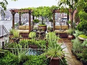 Pflanzen Für Dachterrasse : 1001 ideen f r terrassengestaltung modern luxuri s und ~ Michelbontemps.com Haus und Dekorationen