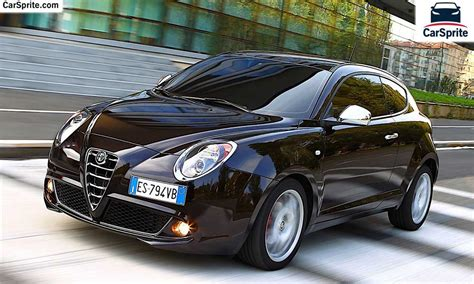 Alfa Romeo Mito 2017 Prices And Specifications In Egypt