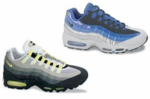 Nike Air Max 95 Spring 2010 Releases