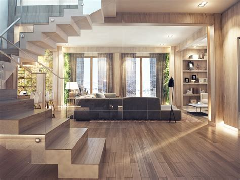 home and floor decor interior design to nature rich wood themes and