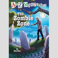 The Zombie Zone By Ron Roy Scholastic