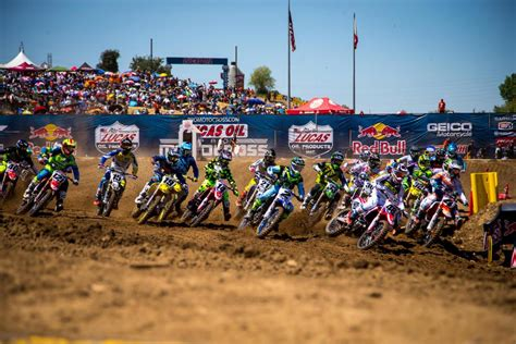 lucas pro oil motocross deeply talented field for highly competitive summer pro