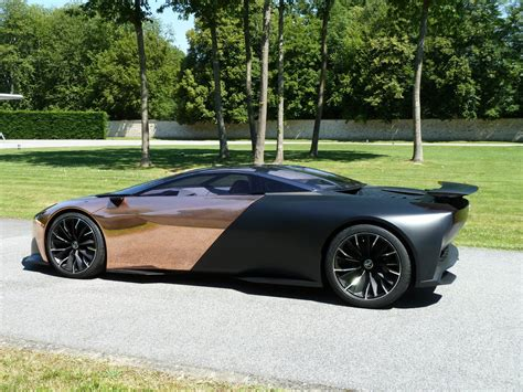 Peugeot Supercar by Win A Ride In Today S Supercar The Peugeot Onyx