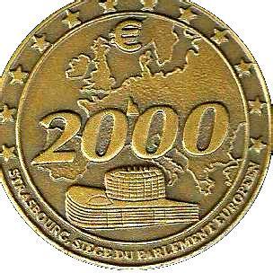 siege du parlement europeen strasbourg siège du parlement européen tokens numista