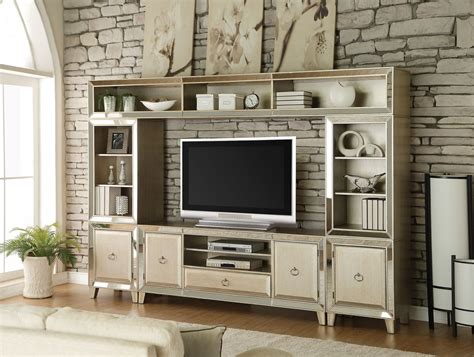 Voeville Antique White Finish 4pcs Tv Stand Entertainment Center By Acme White Antique Dresser Silver Serving Pieces Metal Chandeliers Entryway Bench Warson Woods Mall Furniture Los Angeles Gold Rings Ebay Drawers For Sale