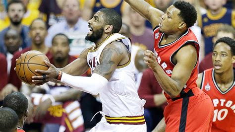 Cavaliers dominating Raptors with Kyrie Irving at helm ...