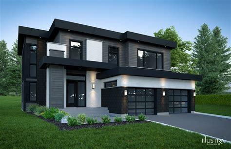plan de maison plain pied 3 chambres avec garage plans de maison en 3d les entreprises lachance