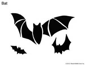 Easy Shark Pumpkin Stencil by Bat Stencil Cliparts Co