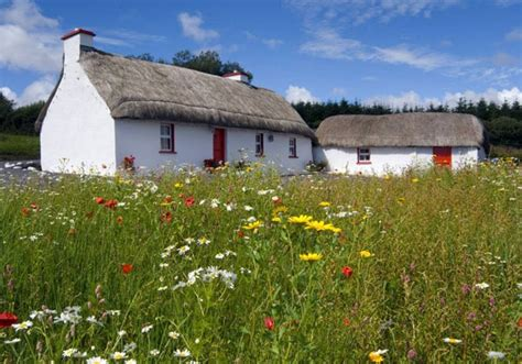 ireland cottage cottage beautiful buildings cottages