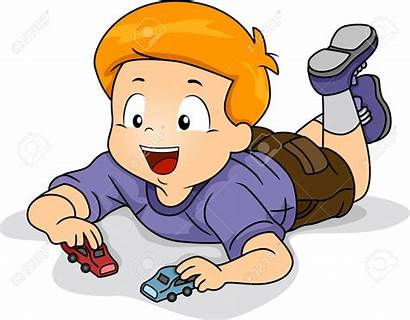 Playing Clipart Boy Toy Child Cars Kid