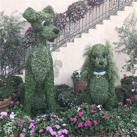 2017 disney epcot flower and garden festival guide the