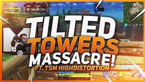TSM Hamlinz TILTED TOWERS MASSACRE Ft TSM