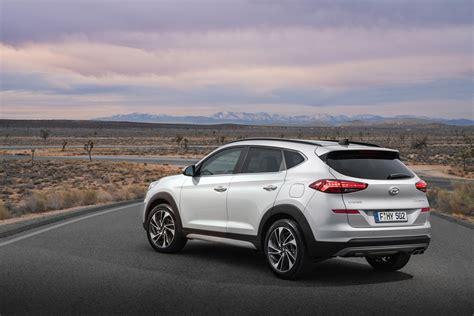 Hyundai Tucson by Hyundai Unveils 2018 Tucson