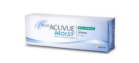 The New Acuvue ® 1day Moist® Brand Multifocal The Best
