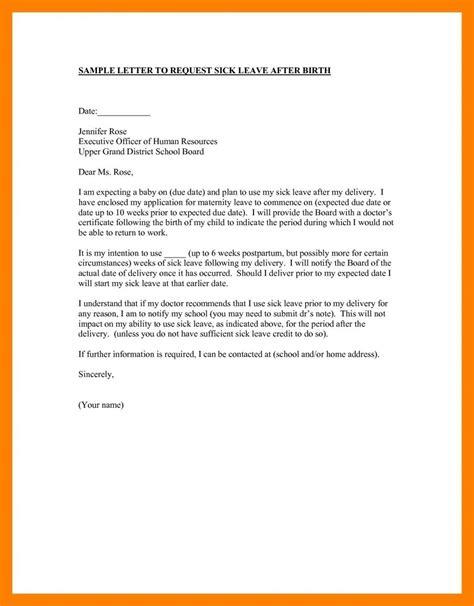reason  leave application letter format office