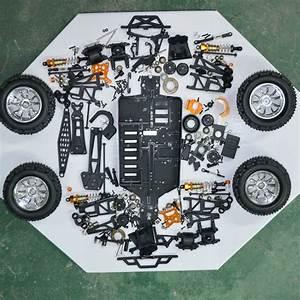 Kit Electrification Voiture : voiture de rc kit 1 10 4 roues motrices chelle lectrique hors route rc buggy auto montage ~ Medecine-chirurgie-esthetiques.com Avis de Voitures