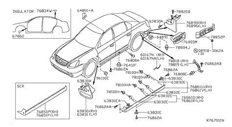 Nissan Altima Sedan Oem Parts Usa Estore