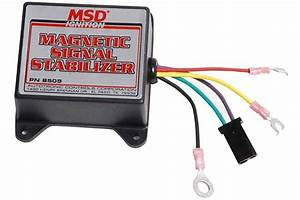 Msd Magnetic Signal Stabilizer